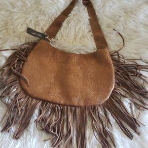 Handbags - CUTE FRINGE HANDBAG